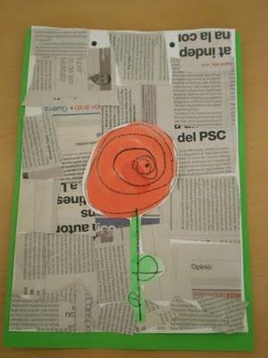 P4 - tapa homenatge. Idees magistrals: Tapa homenatge a Sant Jordi