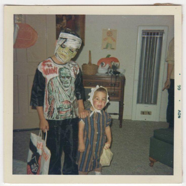 halloween vintage photo