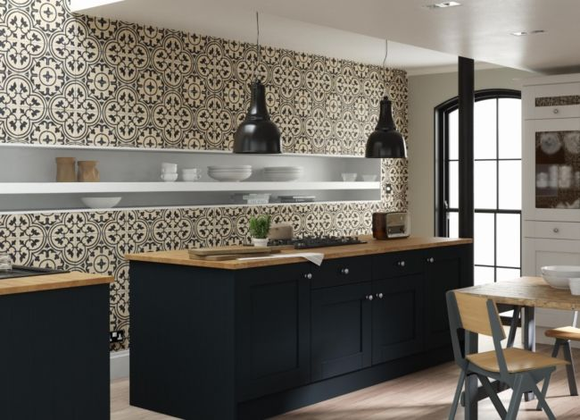 Linda Barker Kitchen Collection This is the place to get the tiles I like from company called Encaustic design Moroccan style tiles