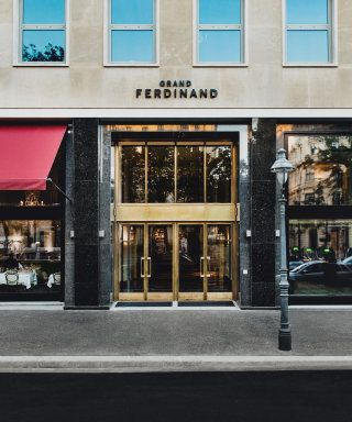 Grand Ferdinand Hotel, Wien, Austria