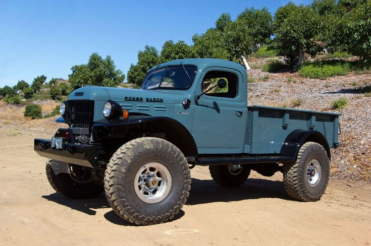 1947 Dodge Power Wagon Check Out My Archives for High Definition Cars,Hotrods,Ratrods,Kustoms,Trucks,Motorcycles,Abandoned Vehicles,Trains,Animals,etc.♠