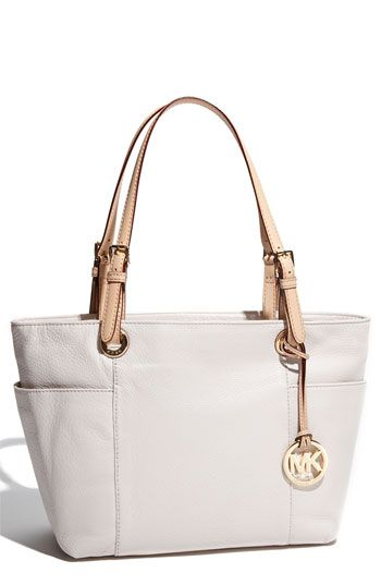 MICHAEL Michael Kors 'Jet Set' Tote available at Nordstrom- want it in black!
