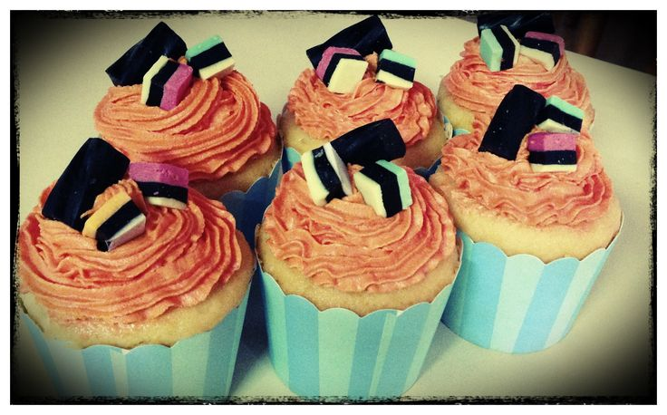 All sorts Cup Cakes