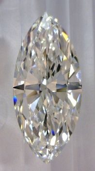 5.02-Carat Marquise Cut Diamond I COLOR VVS2 CLARITY GIA CERTIFIED! $139528.64