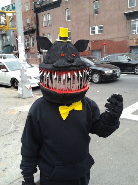 FNAF 4 Nightmare Costume | Halloween Costumes | Pinterest ...