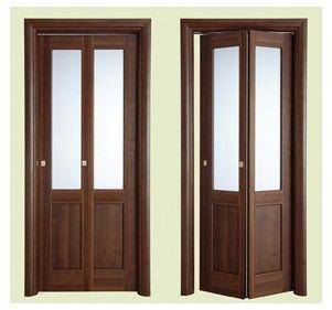 Oltre 25 fantastiche idee su armadio con porte a soffietto for Porta a libro noce
