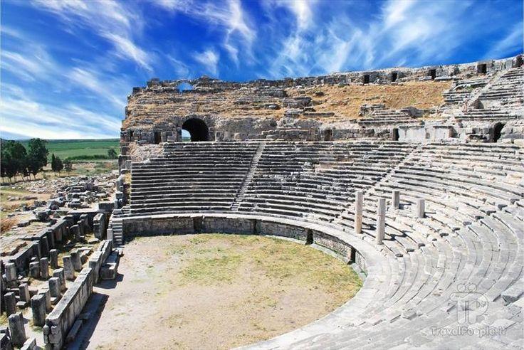 Teatro - Mileto