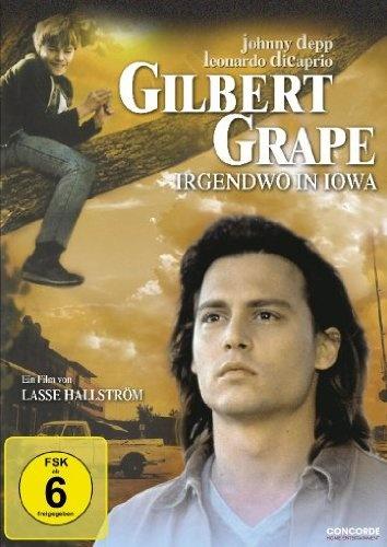 Gilbert Grape Irgendwo in Iowa  1993 USA      IMDB Rating      7,7 (87.800)    Darsteller:      Johnny Depp,      Leonardo DiCaprio,      Juliette Lewis