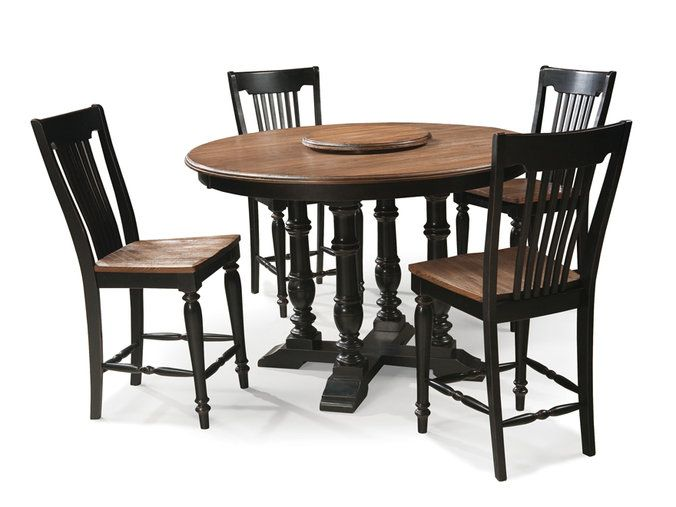 Intercon Gramercy Park Counter Height Dining Set At DAWS Home Furnishings In El Paso TX Room SetsDining