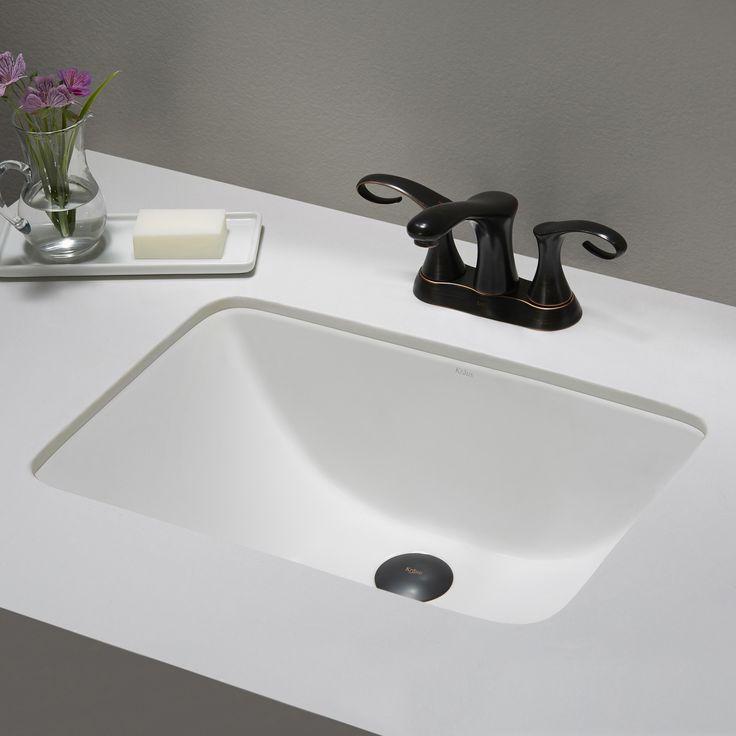 Large White Kitchen Sink : ... White undermount kitchen sink, Deep kitchen sinks and Large kitchen