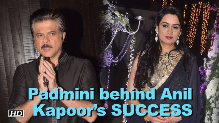 Padmini Kolhapure is the reason behind Anil Kapoors SUCCESS