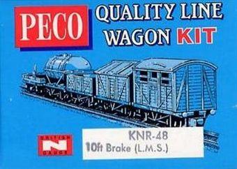 KNR-48 LMS type brake van kit £3.50