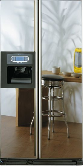 Nook Style Kitchen Table Cabinets Austin 36 Best Fridges & Freezers Images On Pinterest | American ...