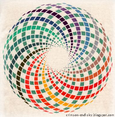 Sacred Geometry / Torus / Divine Order by Sarjana Sky, via Flickr