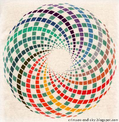 Geometría Sagrada / Torus / Orden Divina por Cielo Sarjana, vía Flickr