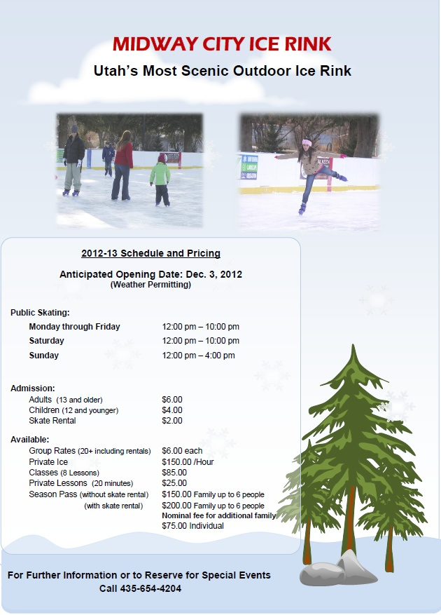 Midway City Ice Rink
