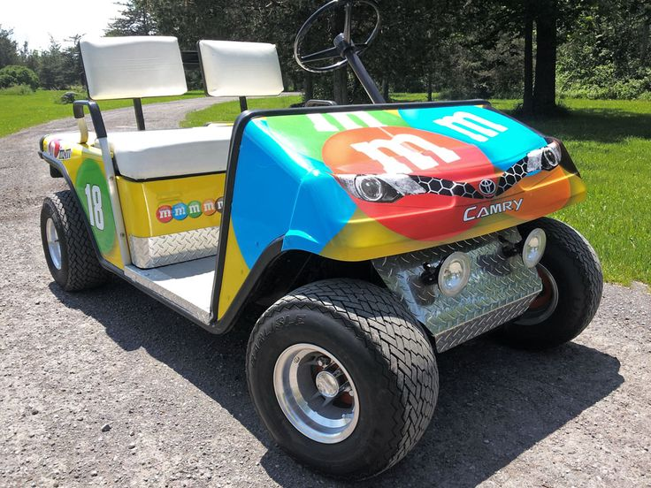 Pin By Cody Cagnina On Golf Cart Golf Carts Monster