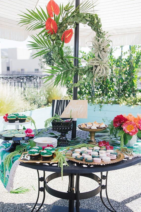 1000 Images About Hawaiian Bridal Shower On Pinterest