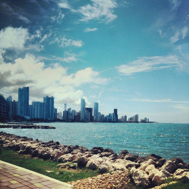 Nice Cartagena view