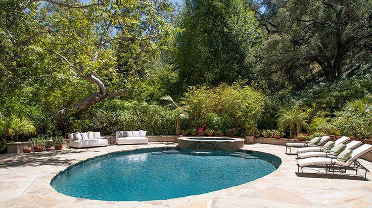 La Piscine - Golden Girls star Bea Arthur's Estate Sells for Millions - Photos