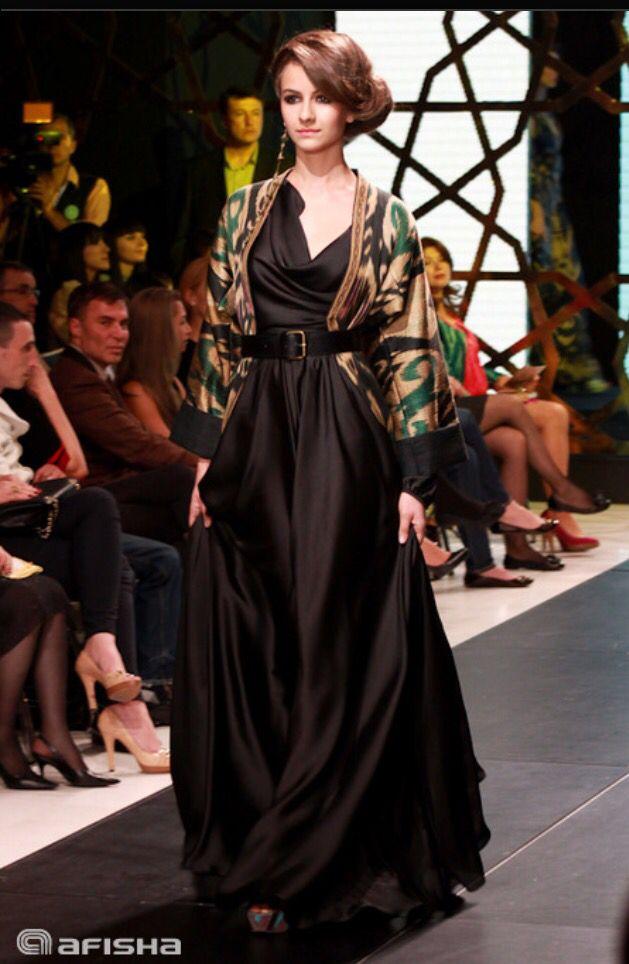 Uzbek couture