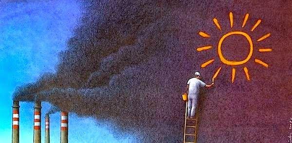 """""""Δράσεις"""" Οικολογία και Περιβάλλον: Pawel Kuczynski, ο γραφίστας με τα βαθιά νοήματα"""