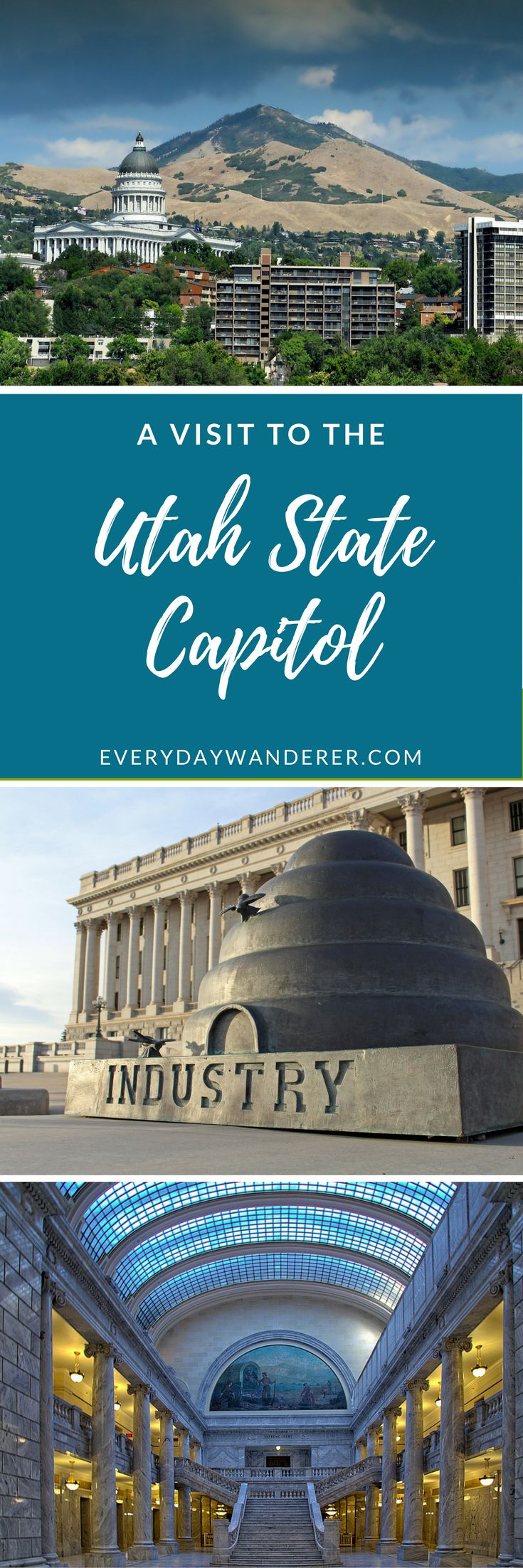 10 things to note when you visit the Capitol in Salt Lake City #slc #utah #travel