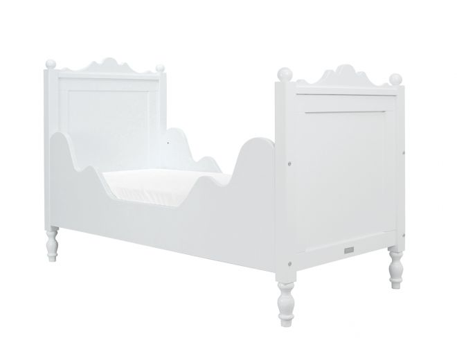 JUNIOR BED 70x150 BELLE WHITE