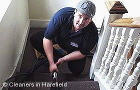 Carpet Cleaning Harefield