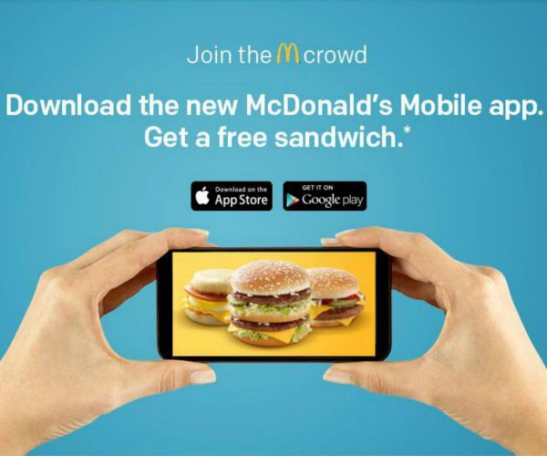 Tags: McDonald's, Personalization, Mobile App: McDonald's restaurants  across the nation launched a mobile app this week that offers diners  various deals but ...