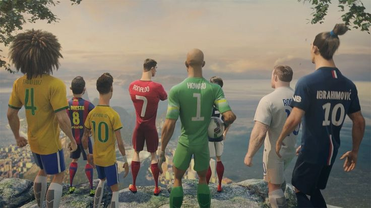 'The Last Game', An Animated Short About Soccer All-Stars Fighting Against an Army of Clones