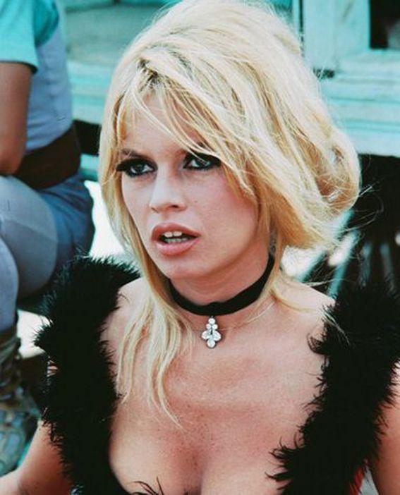 A eterna Brigitte Bardot