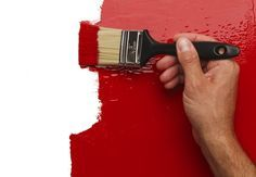 How to Paint Over Wallpaper - Bob Vila                                                                                                                                                                                 More