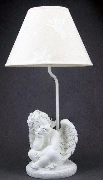 UP9956821-9АВ Лампа настольная с ангелом