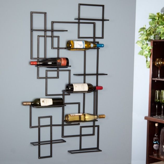 Unique Wine Rack Ideas