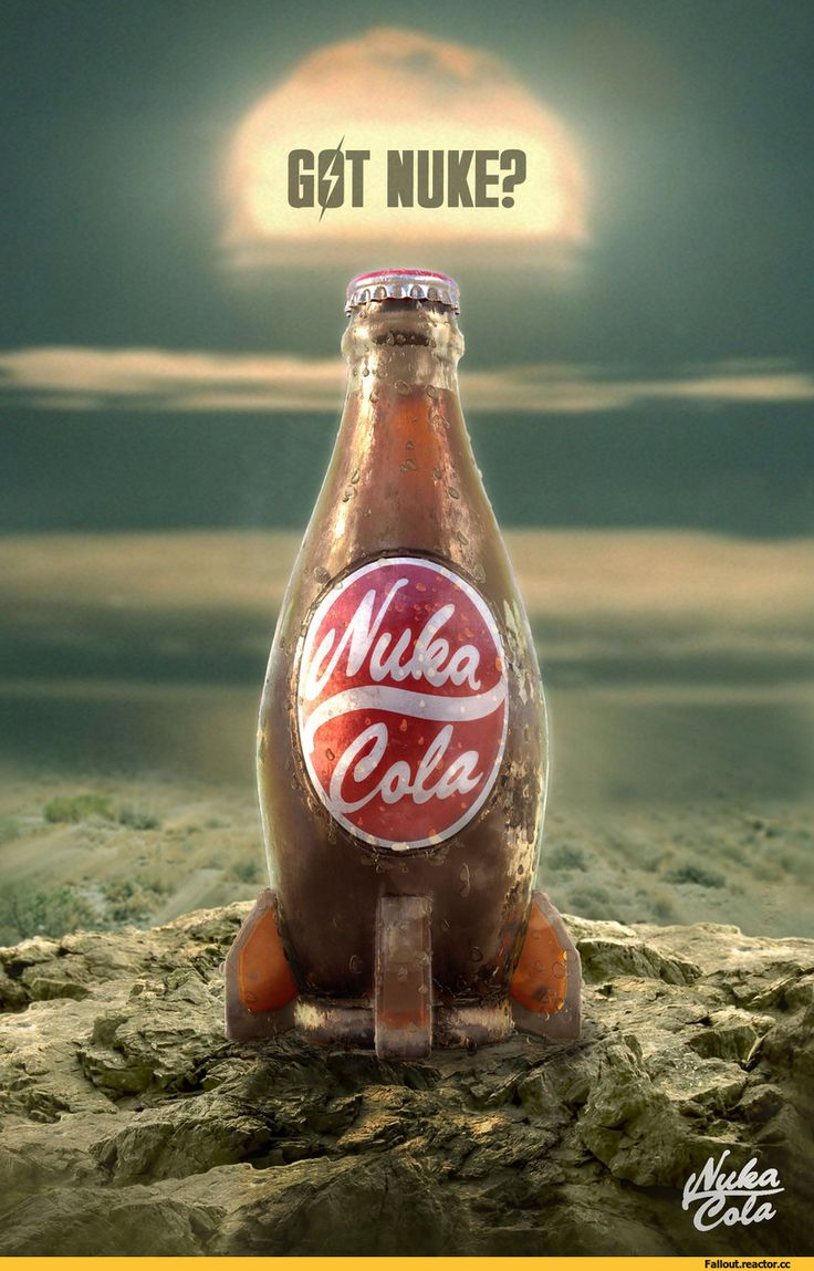 Fallout,Фоллаут,,фэндомы,Nuka-Cola,Fallout art