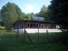 Bungalow der ehemaligen Ferienanlage
