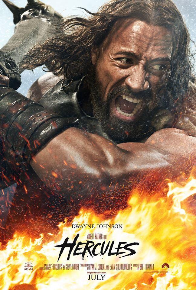 """""""Hercules"""" poster"""