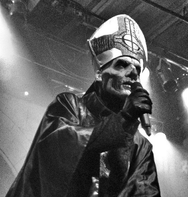 129 best images about Ghost/Papa Emeritus on Pinterest ...