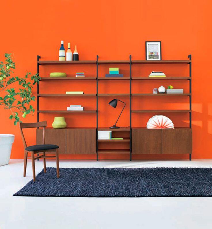 33 id es de biblioth que modulable tag res modulables. Black Bedroom Furniture Sets. Home Design Ideas
