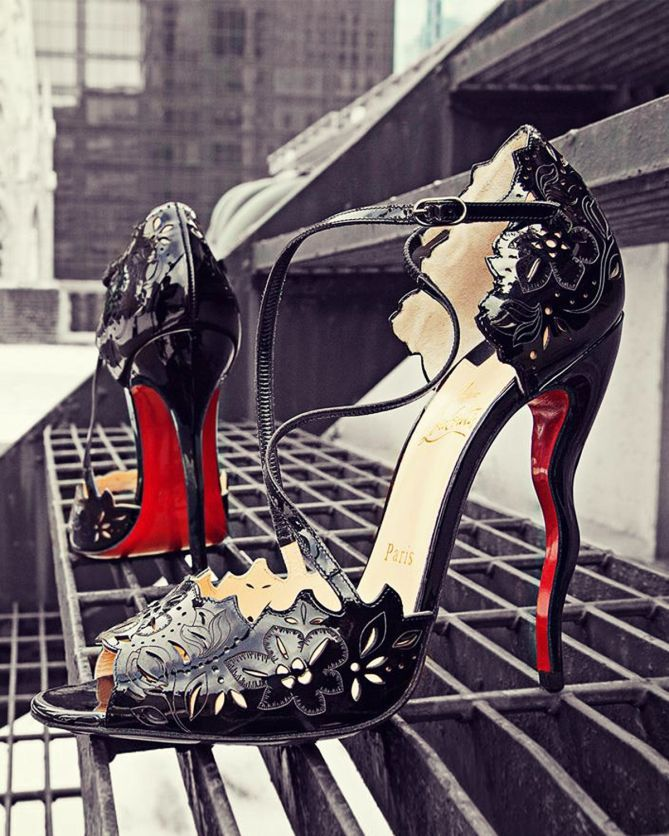 Christian Louboutin Circus City 120 mm | Buy ? http://shoespost ...