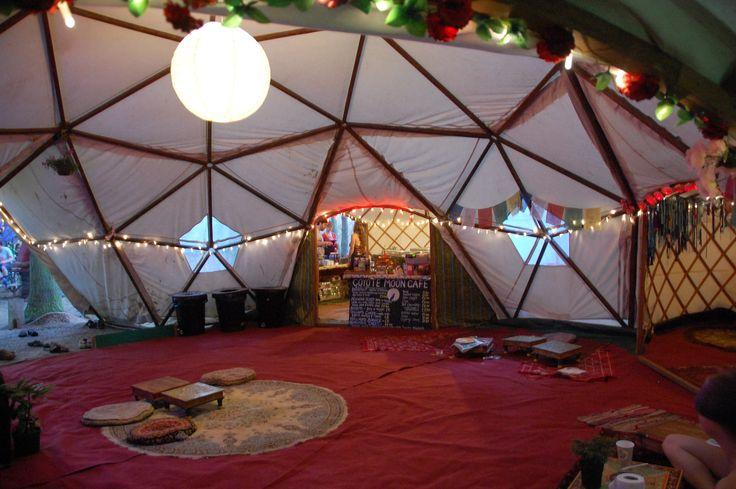 Chill room Latitude Festival 2013