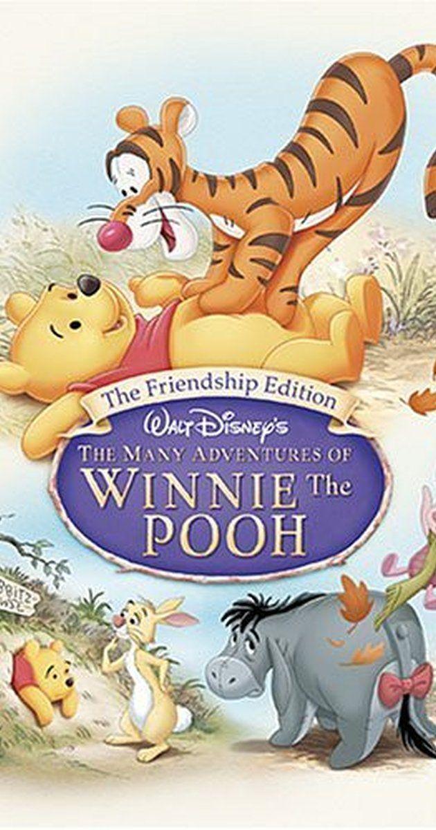 The Many Adventures of Winnie the Pooh (1977) - IMDb
