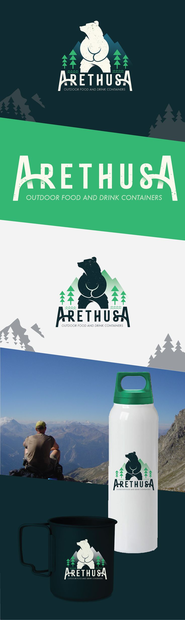 Arethusa Outdoor Food & Drink Containers on Behance