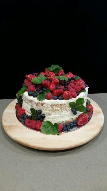 Woodlands theme cake - 18th birthday.