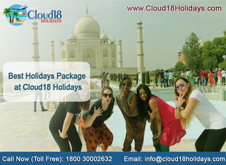 Call us- +91 1800 30002632- Find best deals at Cloud18holidays in India for Flight Tickets, Hotels, Holiday Packages, Best Deals On Domestic& International Flights,Bus and Train / Railway Reservations for India & Domestic travel. Book cheap air tickets online for Domestic & Domestic & International airlines, customized holiday packages and special deals on Hotel Bookings.