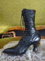 8 antiek-schoenen