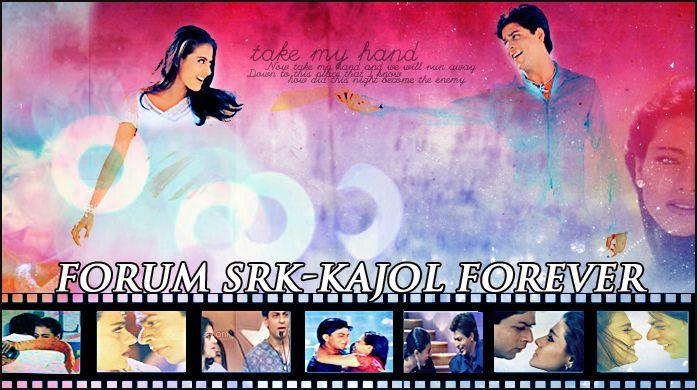 Srk Kajol Forever by layaly.deviantart.com on @deviantART