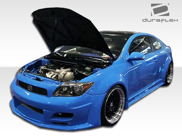 Extreme Dimensions Touring Widebody Kit: Scion tC 2005 - 2010