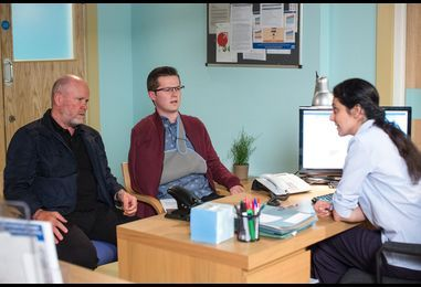 EastEnders: Ben prepares to donate part of his liver to save dying Phil